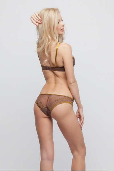 Трусы Forest fairy brown cheekini