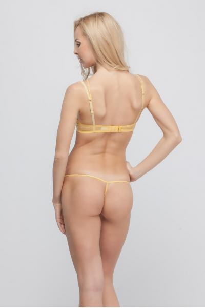Трусы Yellow summer string