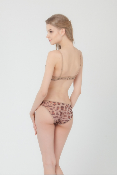 Трусы Jungle Call Leopard bikini