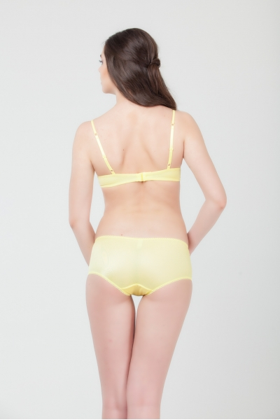 Трусы Angels Yellow hipkini