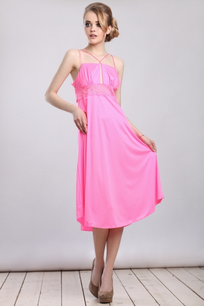 Платье для дома Louvre Pink