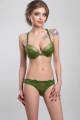 Трусы Paris Green tanga